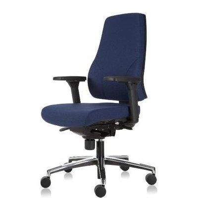 Bureaustoel Stof Zwart.Zito Teer Bureaustoel Monza Npr1813 Norm Stof Zwart